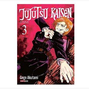 Jujutsu Kaisen - Batalha de Feiticeiros - 03
