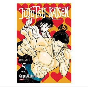 Jujutsu Kaisen - Batalha de Feiticeiros - 05
