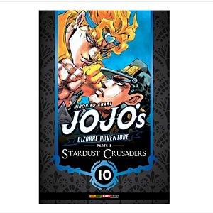 Jojo's Bizarre Adventure Parte 3: Stardust Crusaders Vol 10