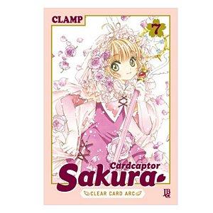 Cardcaptor Sakura Clear Card Arc #07