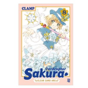 Cardcaptor Sakura Clear Card Arc #08