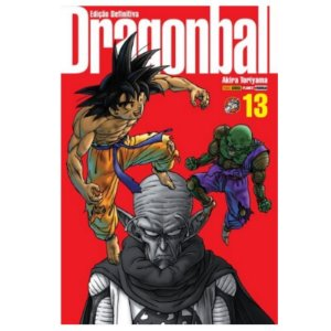 Dragon Ball - 13 - Edição Definitiva (Capa Dura)