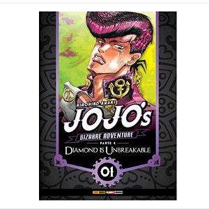 Jojo's Bizarre Adventure-01 Parte 04: Diamond is Unbreakable