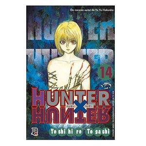 Hunter X Hunter #14