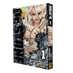 Mangá -  Dr. Stone - volume 01