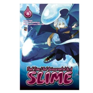 That Time I Got Reincarnated as a Slime #08