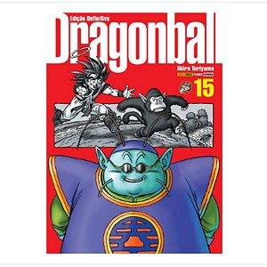 Dragon Ball - 15 - Edição Definitiva (Capa Dura)