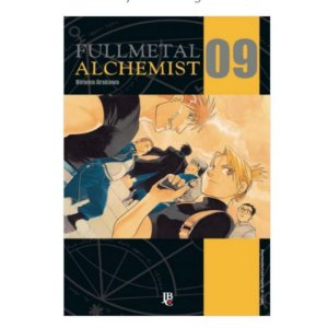 Fullmetal Alchemist ESP. #09