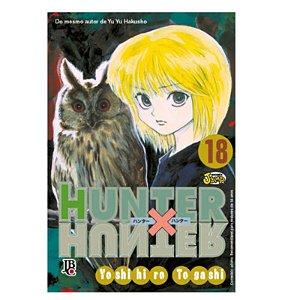 Hunter X Hunter #18