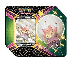 Lata Pokémon: Destino Brilhantes Copag Eldegoss V