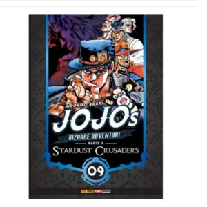 Jojo's Bizarre Adventure Parte 3: Stardust Crusaders Vol 09