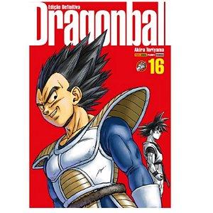 Dragon Ball - 16 - Edição Definitiva (Capa Dura)