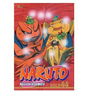 Naruto Gold - Edição 44