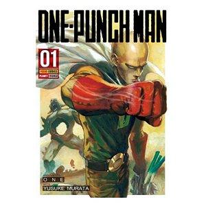 One-Punch Man - Edição 1