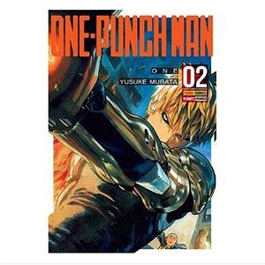 One-Punch Man - Edição 2
