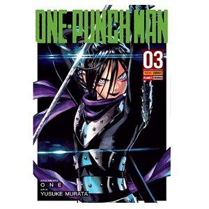 One-Punch Man - Edição 3