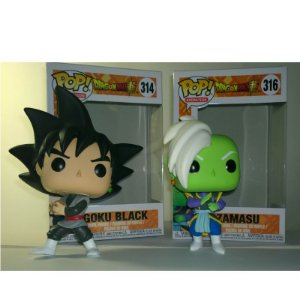 Távola Box - Combo Goku Black e Zamasu
