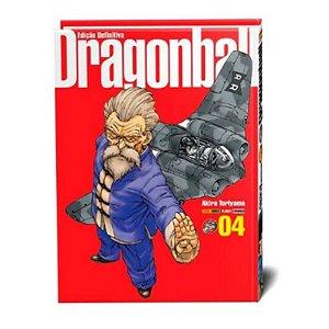 Dragon Ball - Volume 4 Edição Definitiva (Capa Dura)
