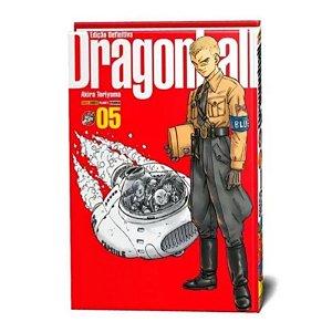 Dragon Ball - Volume 5 Edição Definitiva (Capa Dura)
