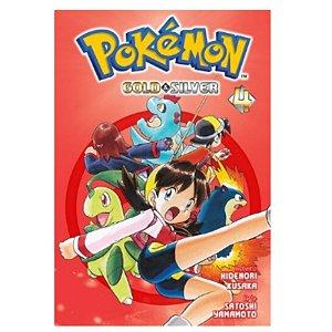 Pokémon Gold & Silver - Edição 4