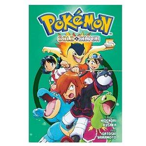 Pokémon Gold & Silver - Edição 5