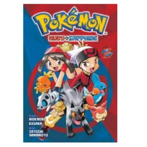 Pokémon Ruby & Sapphire Volume 2