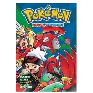 Pokémon Ruby & Sapphire Volume 3