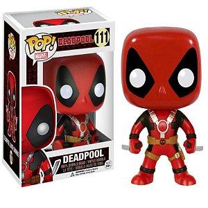 Pop Funko: Deadpool (Com duas Espadas)