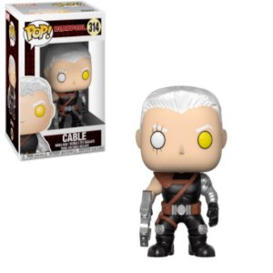 Pop Funko: Deadpool-Cable