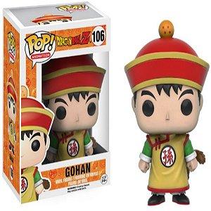 Pop Funko: Dragon Ball Z-Gohan