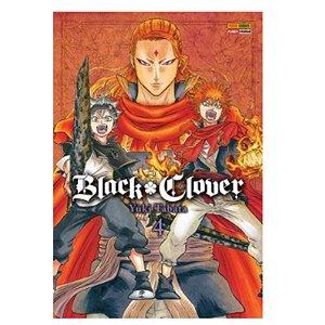 Black Clover - Edição 4