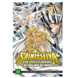 Cavaleiros do Zodiaco - Saint Seiya - The Lost Canvas ESP. #11