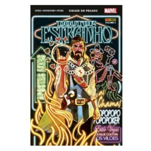 Doutor Estranho - Volume 2
