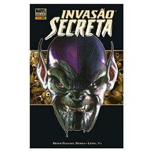 Invasão Secreta - Marvel Deluxe
