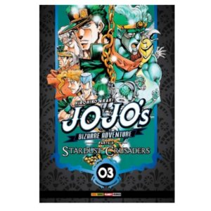 Jojo's Bizarre Adventure Parte 3: Stardust Crusaders Vol 3