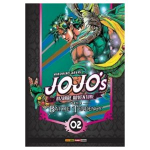Jojos Bizarrice Adventure Battle Tendency Parte 2 vol 2