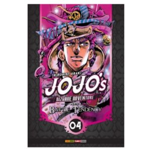 Jojos Bizarrice Adventure Battle Tendency Parte 2 vol 4