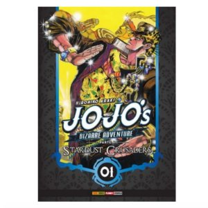 Jojo's Bizarre Adventure Startdust Crusaders Parte 3 Vol. 1