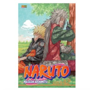 Mangá Naruto Gold - Volume 42