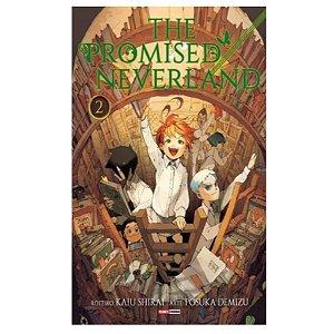 Mangá The Promised Neverland - Volume 2