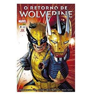 O Retorno de Wolverine - Volume 2