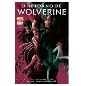 O Retorno de Wolverine - Volume 3