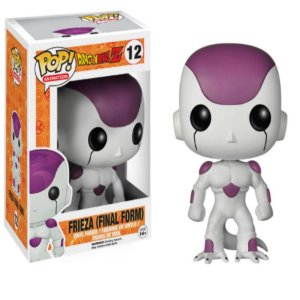Pop Funko: Dragon Ball Z-Frieza (Final Form)