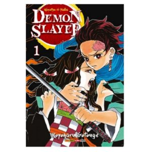 Demon Slayer: Kimetsu No Yaiba - 1