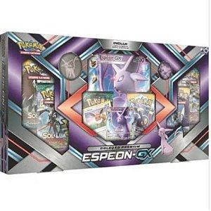 Pokémon Sol e Lua - Box Coleção Premium - Espeon-GX