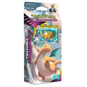 Pokémon Sol e Lua Edição 11: Starter Deck Sintonia Mental - Tormenta Crescente - Dragonite