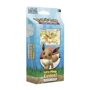 Pokémon Starter Deck Lets Play - Eevee