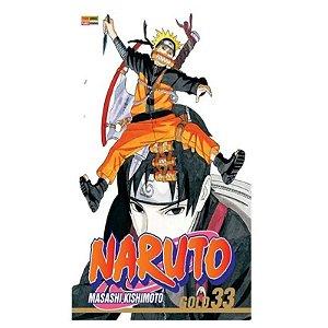 Naruto Gold - Edição 33