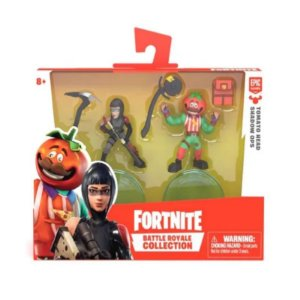 Fortnite Mini Figuras Tomato Head e Shadow Ops