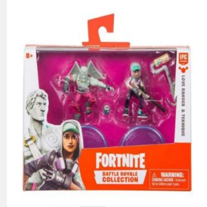 Fortnite Mini Figuras Love Ranger e Tecknique